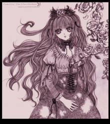 Breaths of a Camellia by princess-aki