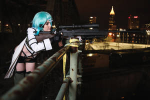 Silent Kill by Foxy-Cosplay