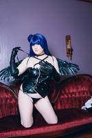 Yohane Undressing by Foxy-Cosplay