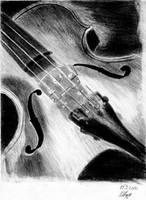 Violin by grini