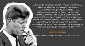 JFK Quote by grini