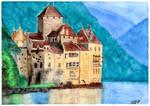 Castle Chillon by grini