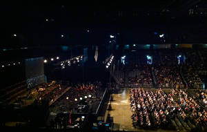 Waiting for Maestro Ennio Morricone by grini