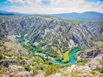 Krupa river by grini