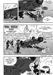 Phinal Phantasy XV - page 7 by SuperColoroid
