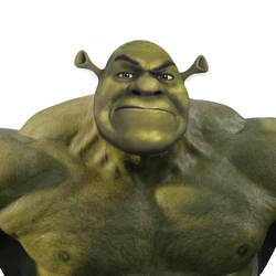 The Hulk Gets Shreked by GamerZzon