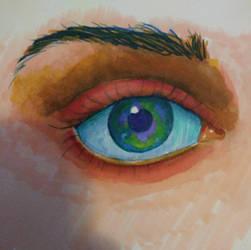 An Eye by GamerZzon