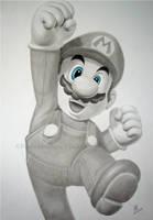 It's Me, Mario by paulohtf