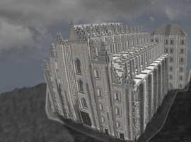 Milan Styled Cathedral by skysworld