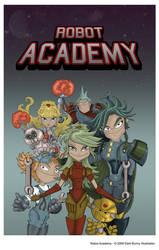 Robot Academy by D-B-Dot-Com