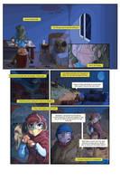 Robot Academy Comic Page by D-B-Dot-Com