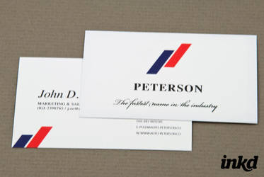 Upscale Automobile Company by inkddesign