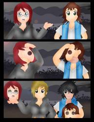 Secret identities complete(trade) by Sasuke-sama28