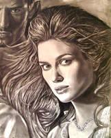 Elizabeth Swann by moisessurielart