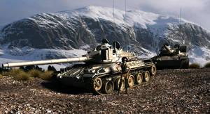AMX-30 by melkorius