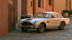 1965 Aston Martin DB5 Vantage by melkorius
