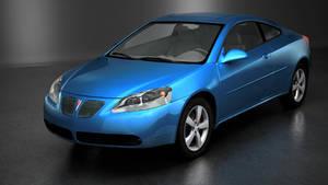 2004 Pontiac G6 by melkorius