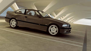 1997 BMW Motorsport M3 E36 by melkorius