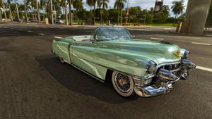 1954 Cadillac Eldorado by melkorius