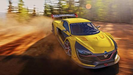 2015 Renault Sport RS 01 by melkorius