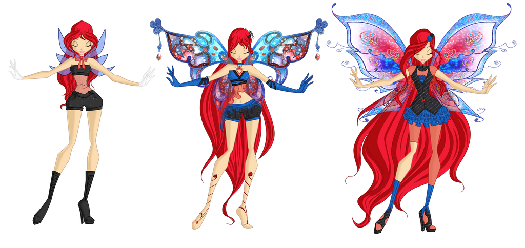 Elly's Evolution by Coccoloba