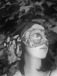 Venetian Mask series 9 by MoonfootGamgee
