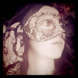 Venetian Mask series 14 by MoonfootGamgee