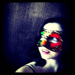 Venetian Mask series 19 by MoonfootGamgee