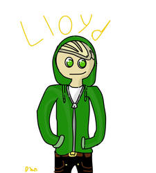 Lloyd! by TrueSpringy