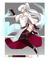 [Adopts] Fighter XIII    USD    Closed by skele-tea