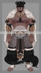 [Adopts] Dragon Humanoid   USD/24 hr AUC   Closed by skele-tea