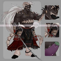 [Adopts] Demon   USD/Auction   closed by skele-tea