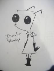 Invader Sploodge by XxGothic-AngelxX