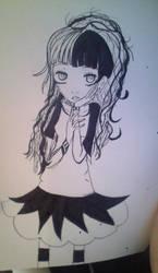 Dreaded Girl by XxGothic-AngelxX