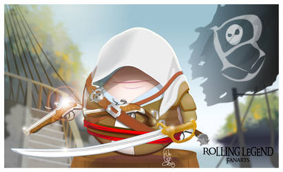 Rolling's Creed by Frandali