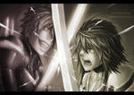 CR - My forever Rival by Paleblood