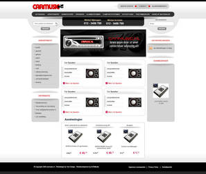 Carmusic Webshop by unofficialharmony