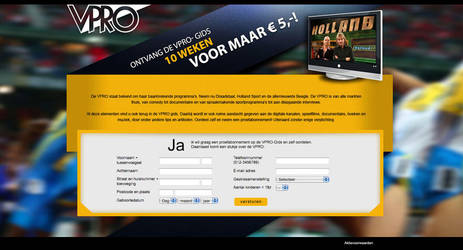 VPRO by unofficialharmony