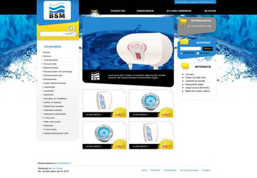 BSM Webshop by unofficialharmony