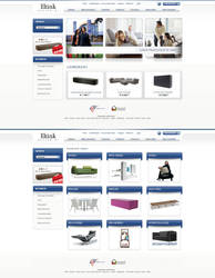 Eltink Webshop by unofficialharmony