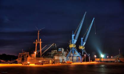 MS Stubnitz - Rostock by TomBrueck