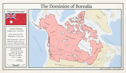 The Dominion of Borealia by xlander684