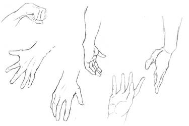 hand practice by jeanpeters00