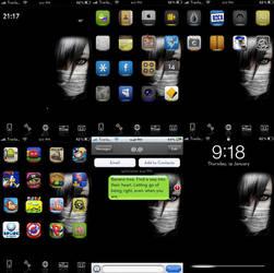 iphone by travla