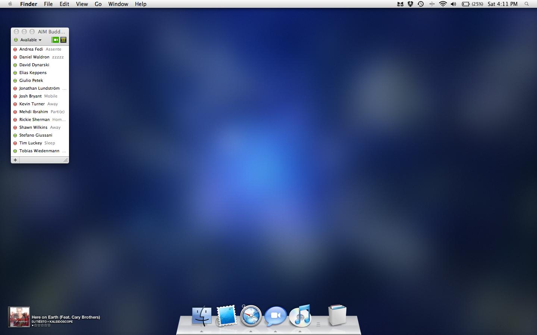 February 10 Desktop Screenshot by Salehhh