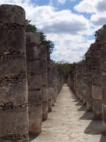 Chichen Itza 05 by vio-stock