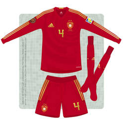 2014 China National Football Team Shirt : Home by Muums