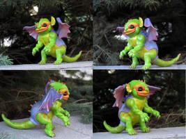 OOAK Baby Dragon  ( by Vladimir Sukhanov ) by Sukhanov