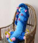 Caterpillar from Alice and Wonderland Walt Disney by Sukhanov