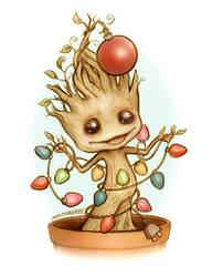Season's Grootings by maichan-art